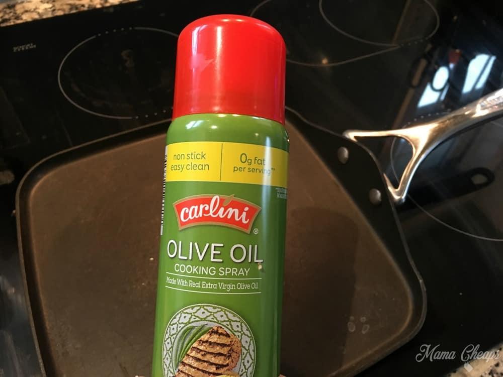 Carlini Olive Oil Spray