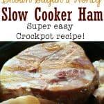 Crock Pot Ham