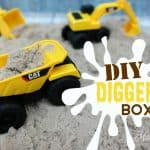 DIY Digger Box Tutorial