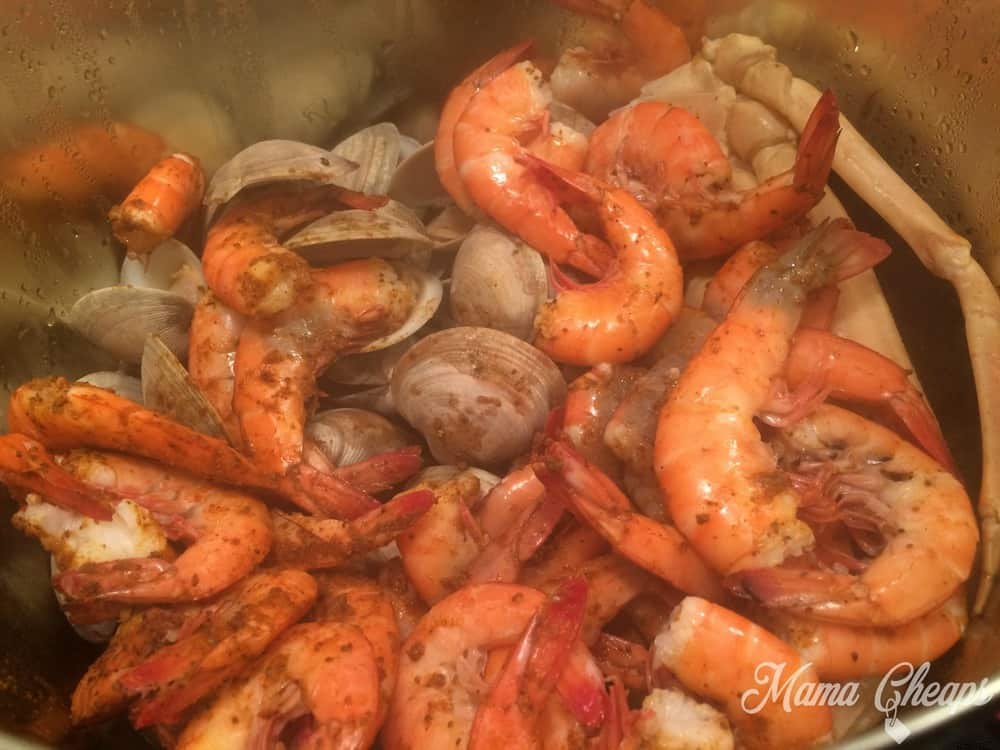 Frogmore Armstrong Seafood