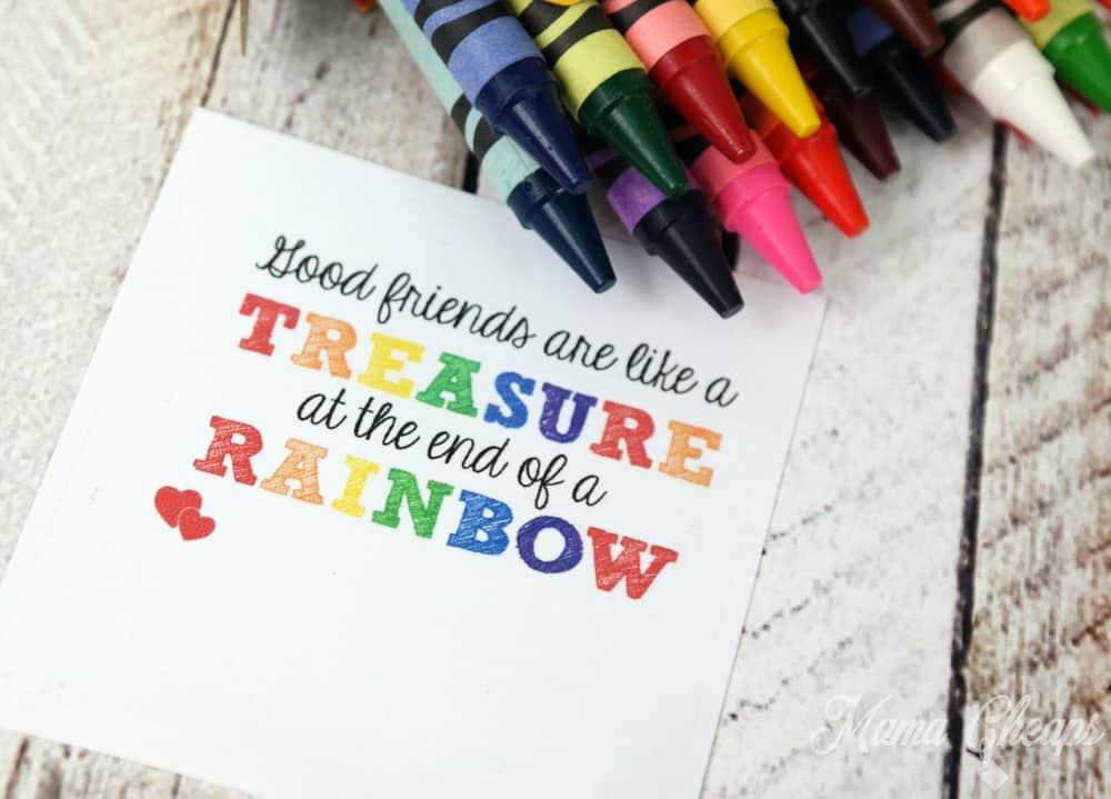 Good Friends are a Treasure
