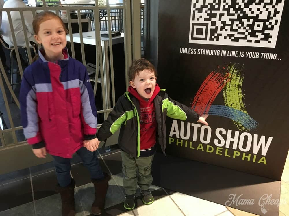 Kids Philly Auto Show
