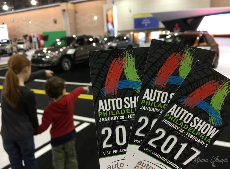 Philly Car Show Coupons