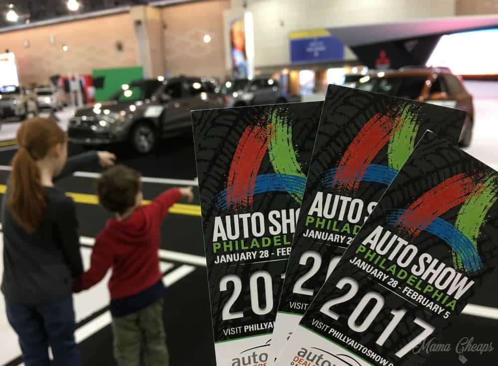 Day At The 2017 Philadelphia Auto Show Video Mama Cheaps