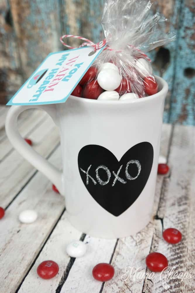 Valentines DIY Mug
