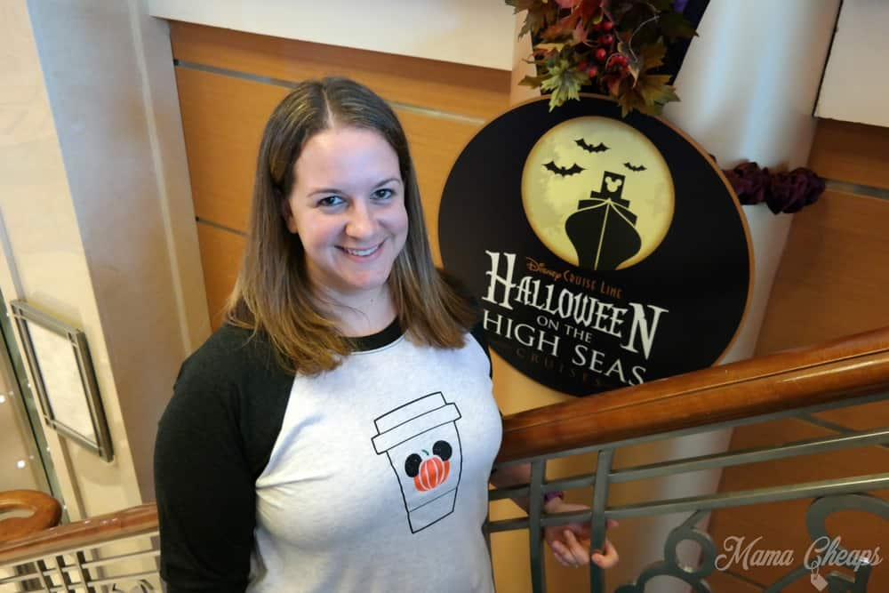 Mickey Pumpkin Spice Latte Shirt