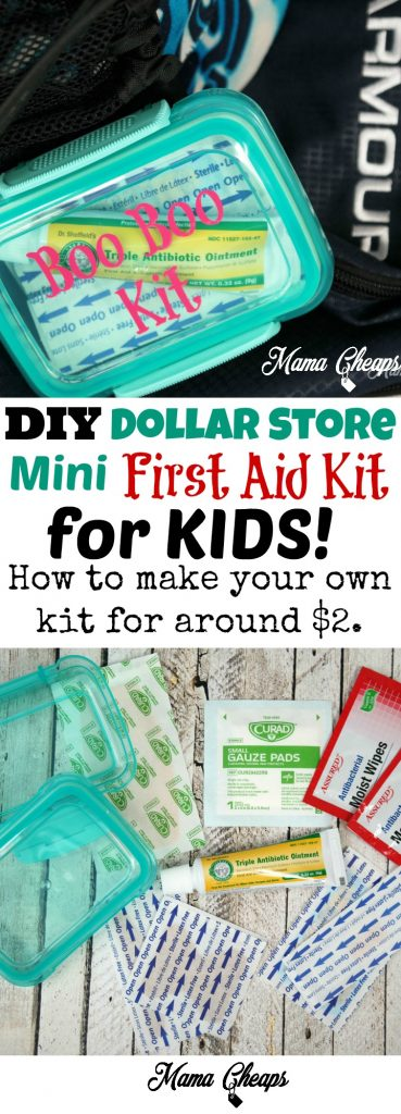 First Aid Kit for Kids