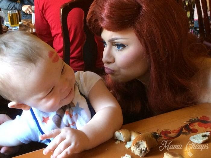 Landon and Ariel