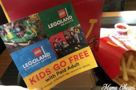 Legoland Discount Coupon
