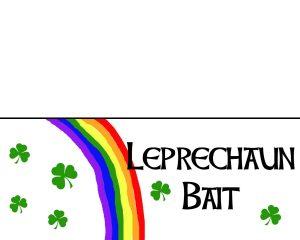 Leprechaun Bait Card