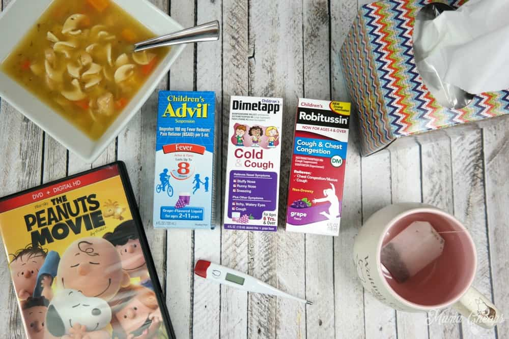 Sick Day Survival Kit