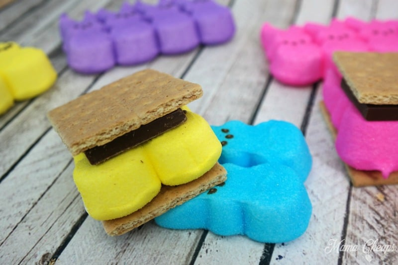 Peeps and Chocolate
