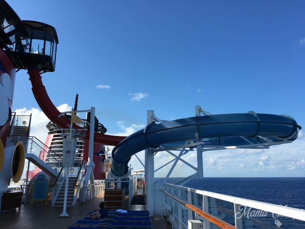 Aquadunk Disney Cruise