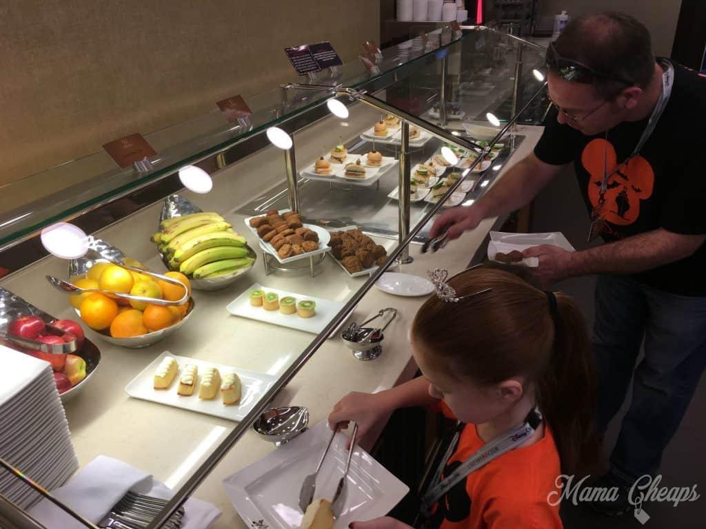 Concierge Lunch Disney Review