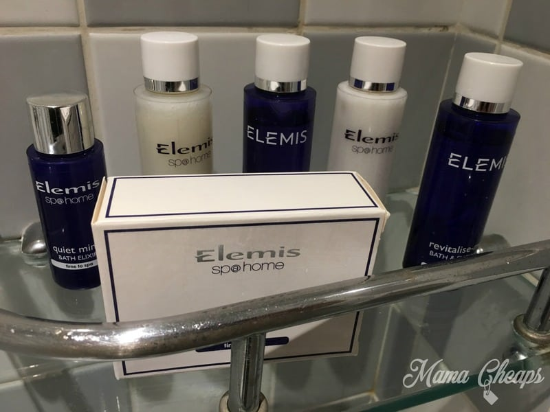 Elemis Spa Products