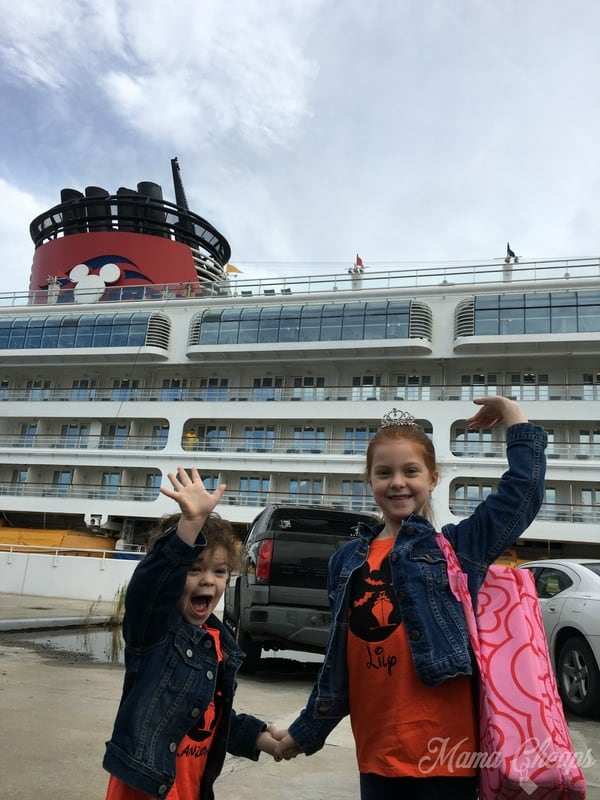Kids Next to Disney Magic