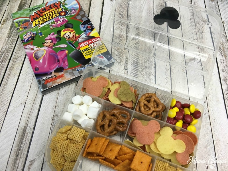 Mickey Roadster Racers Snack