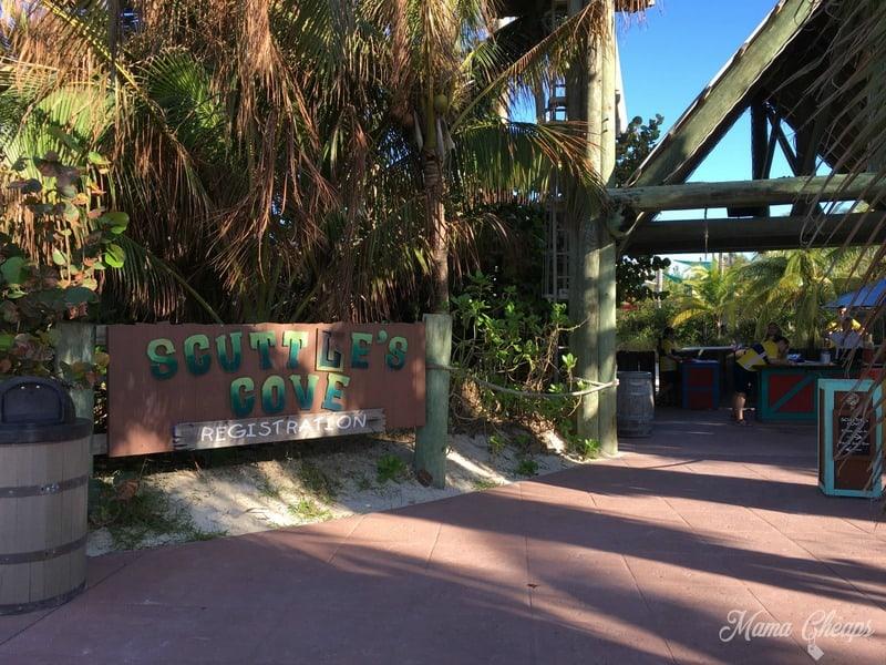 Scuttles Cove