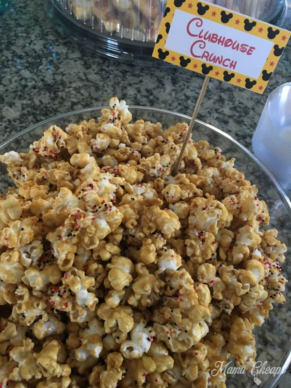 Caramel Popcorn Sprinkled Co
