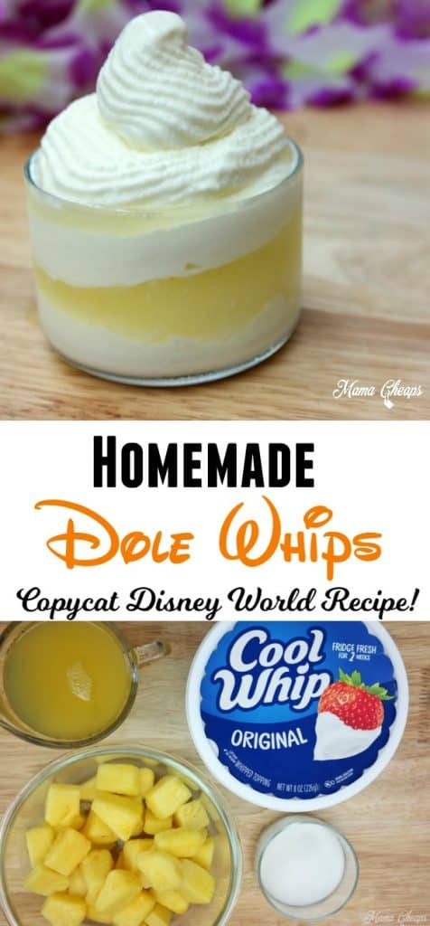 Copycat Dole Whips