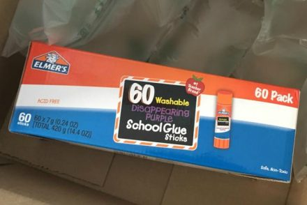 Glue Sticks Classroom Pack