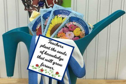 gardening teacher gift