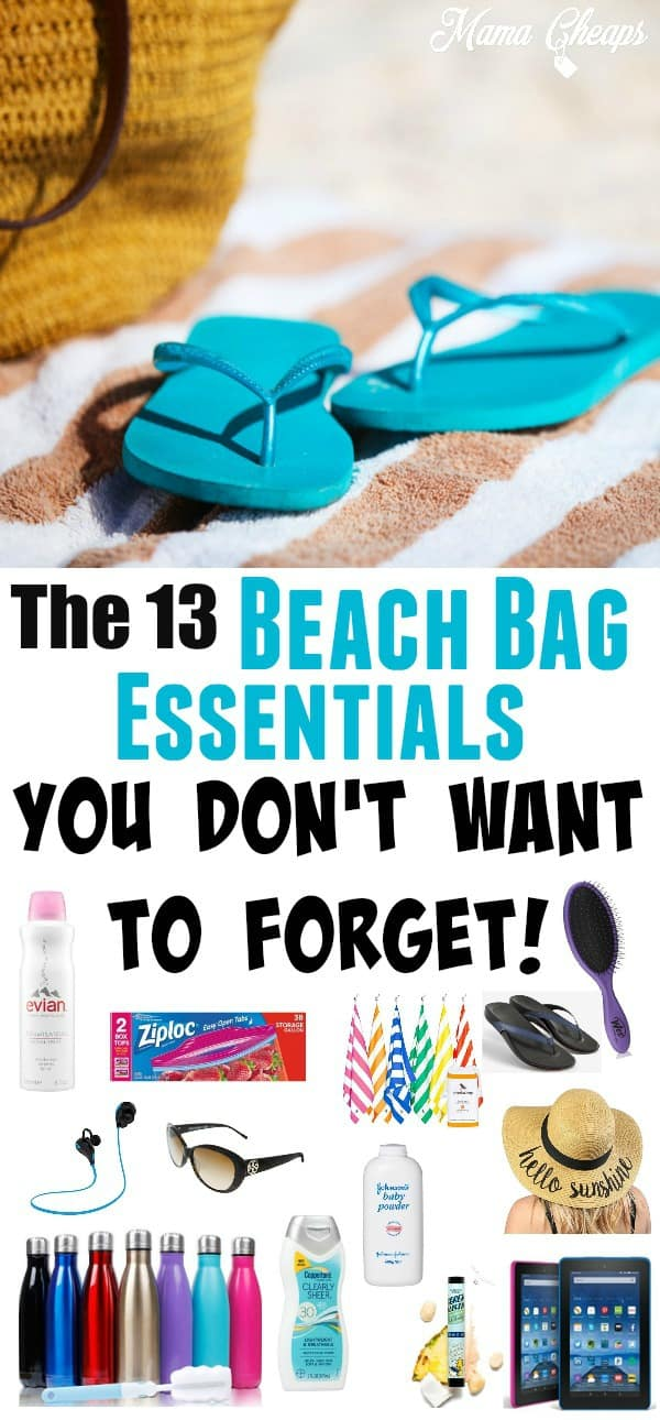 Beach Bag Essentials