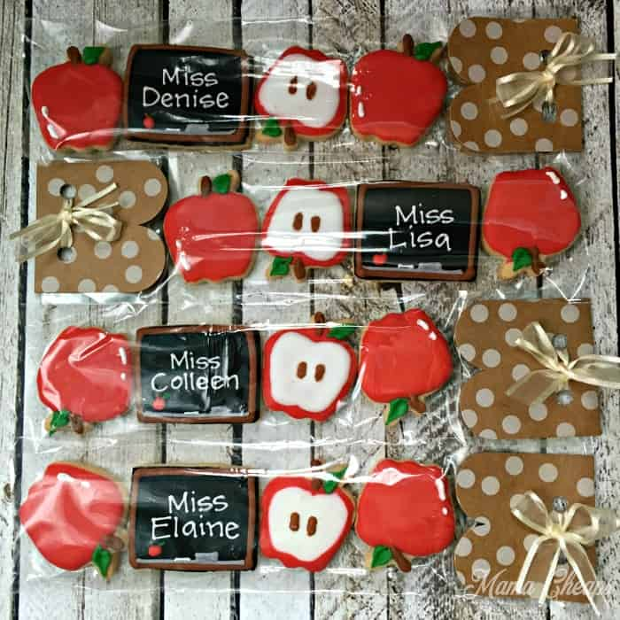 Cookies from Nikkis Cake Pops