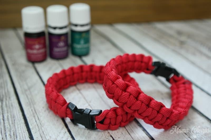 DIY Bug Repellent Bracelet