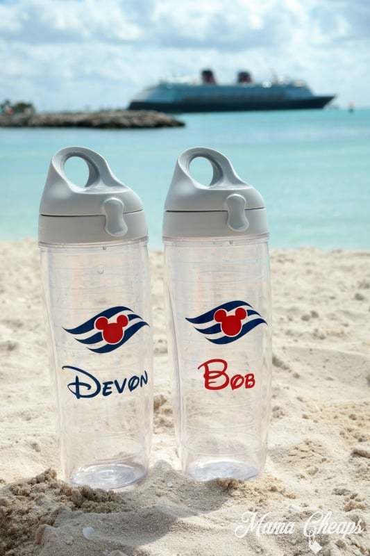 Disney Cruise Castaway Cay Tervis