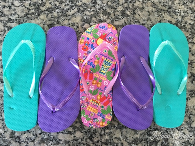 Flip Flops on Board