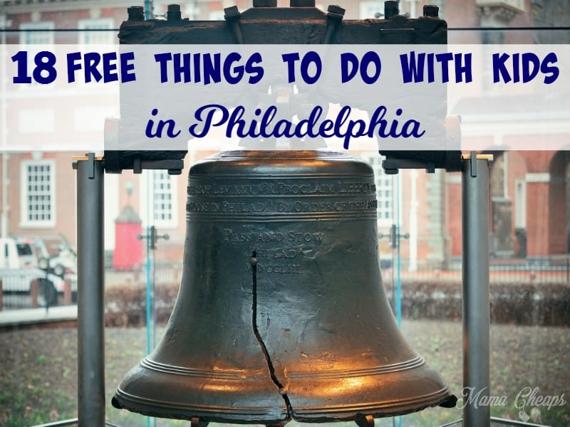 18 Free Things To Do With Kids In Philadelphia Mama Cheaps