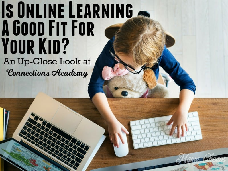 Is Online Learning a Good Fit for Your Kid