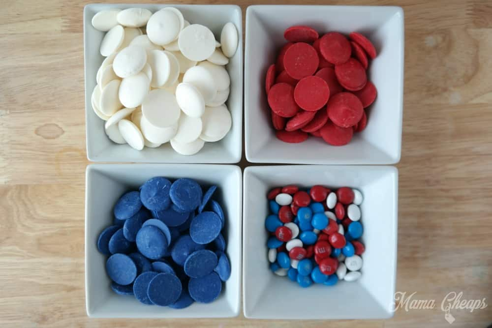 4th of July Chocolates