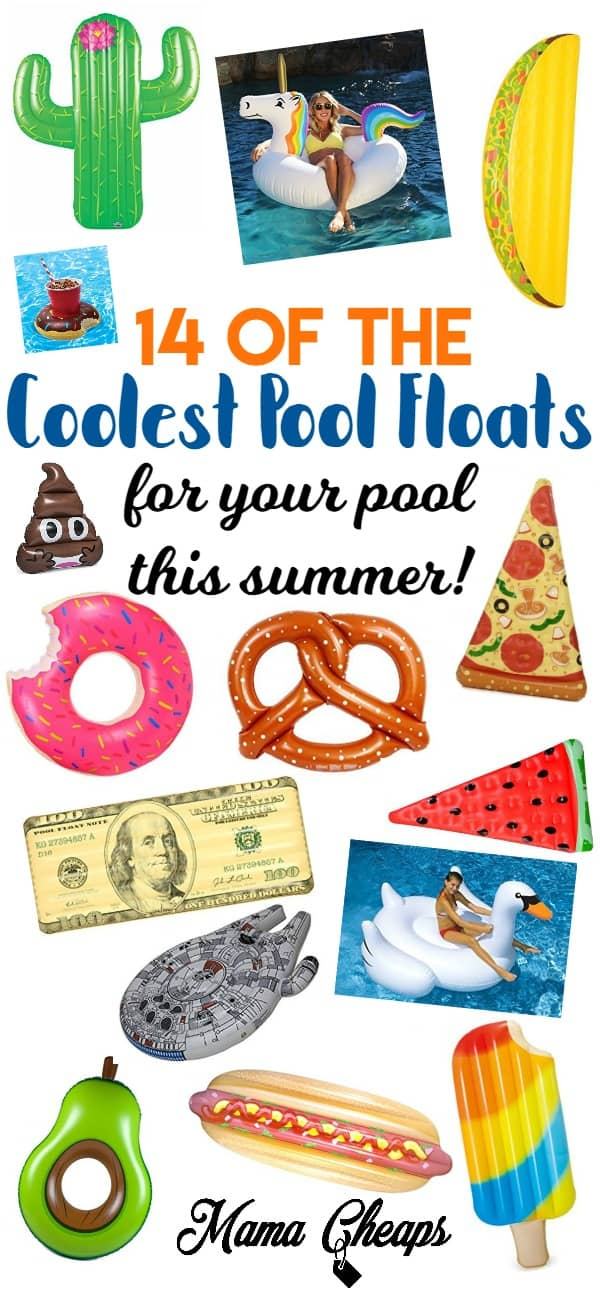 Coolest Pool Floats