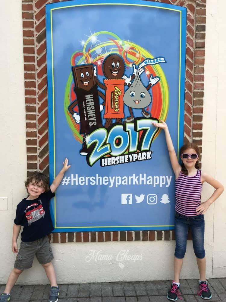 Hersheypark Visit