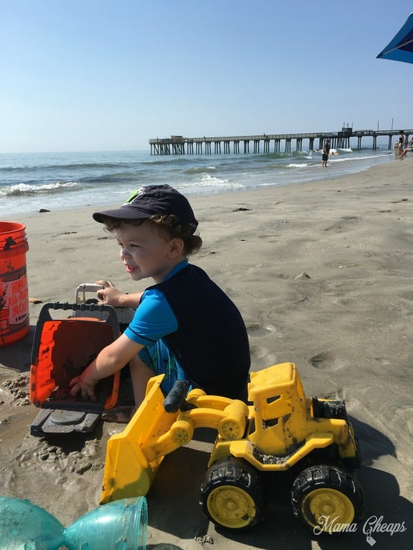 Landon the Beach