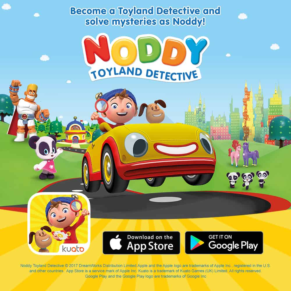 Noddy Toyland Detective Lets Investigate App Review 25 Itunes Gift Card 45