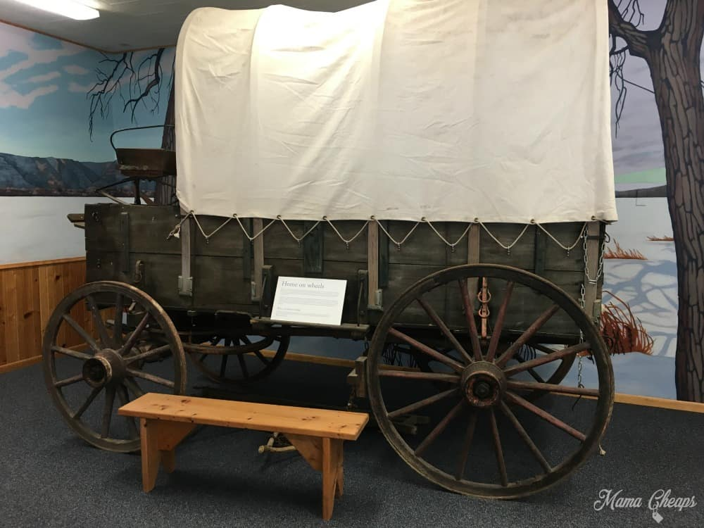 Covered Wagon Pepin