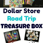 DIY Dollar Store Road Trip Treasure Box