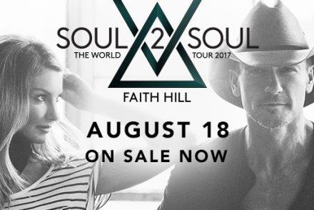 Faith Hill Tim McGraw Soul 2 Soul Tour