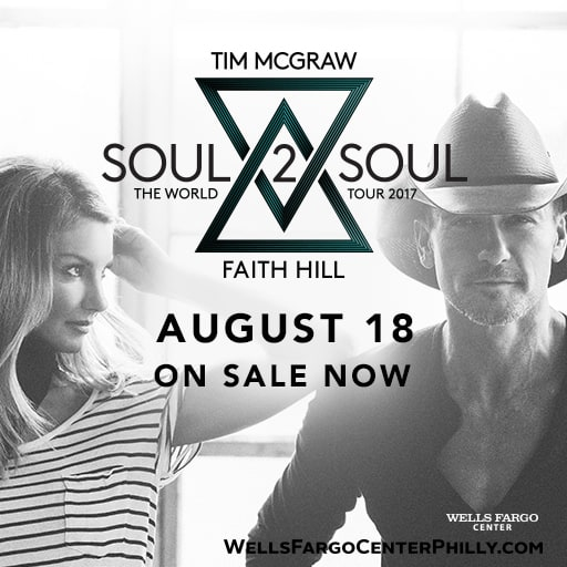 Faith Hill Tim McGraw Soul 2 Soul Tour