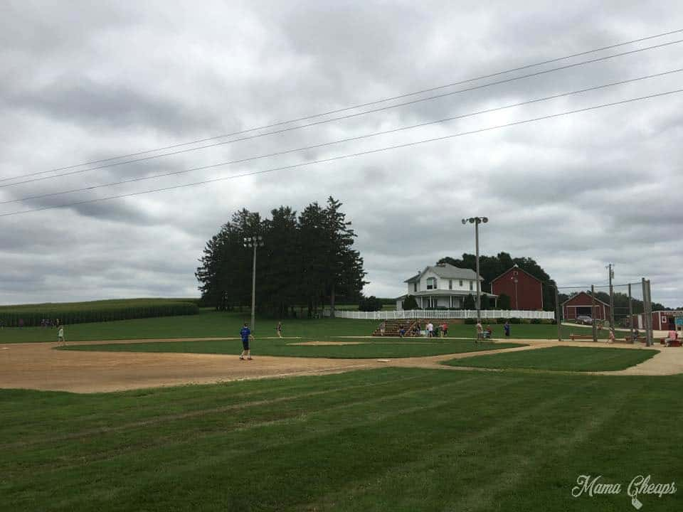 Field of Dreams Movie Site