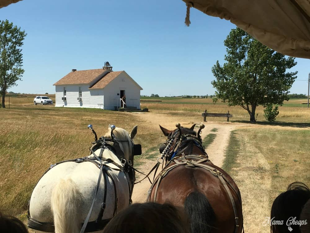 Horses to Schoolhouse