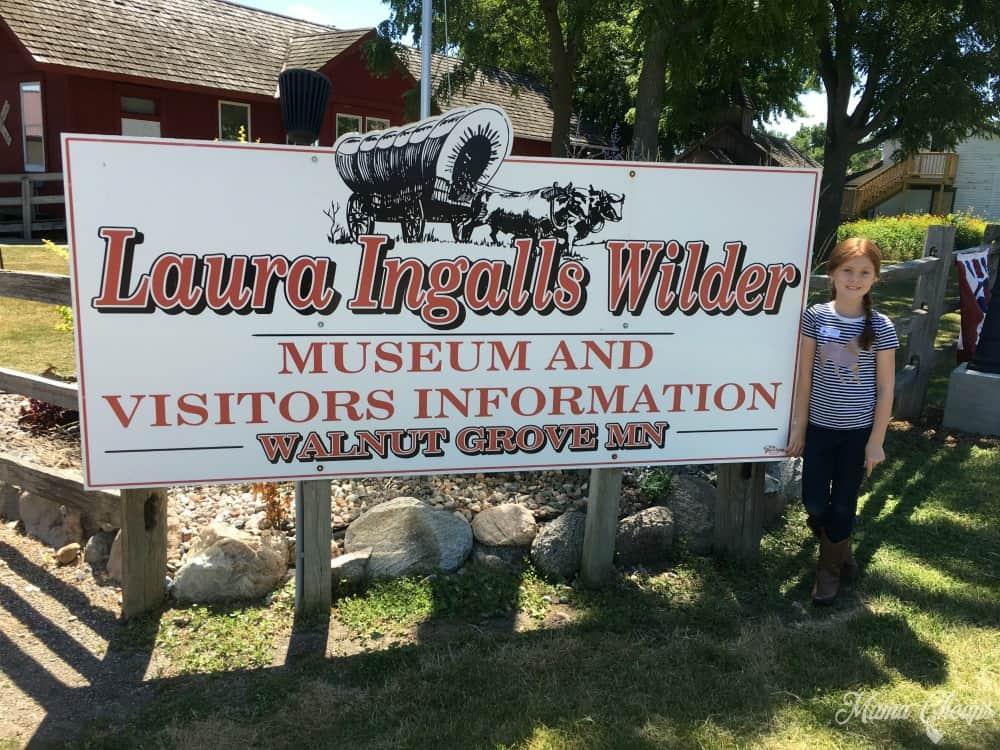 Ingalls Museum Walnut Grove