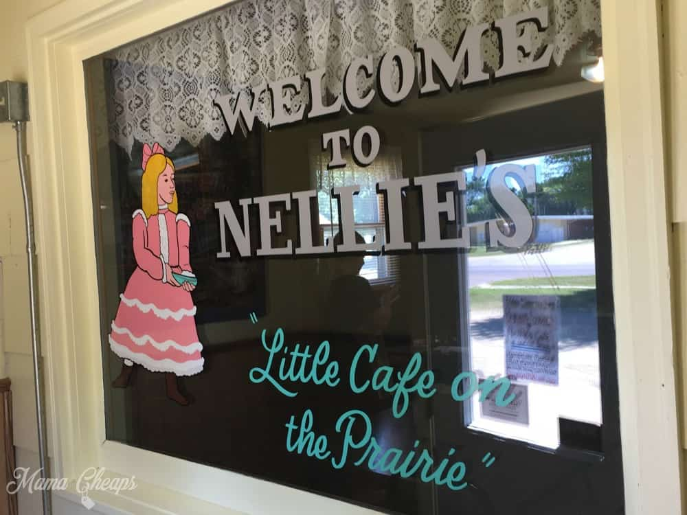 Nellies Cafe Walnut Grove