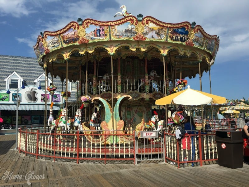 Carousel Wildwood