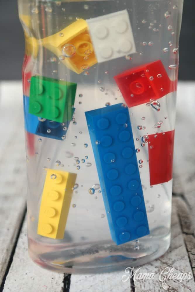 Lego Bricks Hand Sanitizer