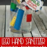 Lego Hand Sanitizer Teacher Gift Idea