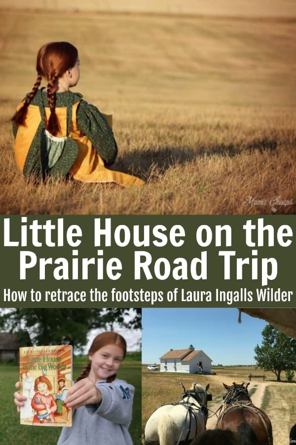 laura ingalls wilder road trip